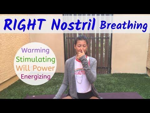 Right Nostril Breathing | Kapha Dosha Symptoms | Clareminded