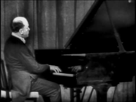 RICHTER - Mendelssohn Variations Serieuses, Op 54 VIDEO !!!