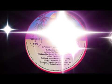 Donna Summer - Could It Be Magic (Casablanca Records 1976)