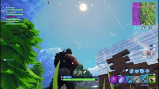 Fortnite Battle Royal - Full Squad Gets Blown To Pieces