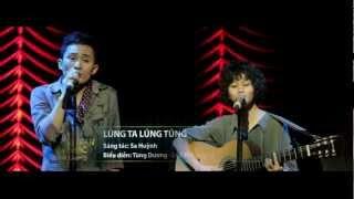 Lúng ta lúng túng - Lê Cát Trọng Lý & Tùng Dương - Music Space 01