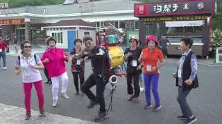 가수장고janggo사주팔자/중국 뉴모우 휴게소/중국 료녕성 단동시/가수장고의 팬과 버스킹 /kpop star…