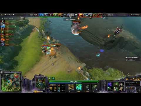 Mineski.Sports5 vs Mineski-X - The Summit 5 Full Highlights Dota 2