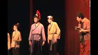 Mulan Jr. Ozark High School 2014