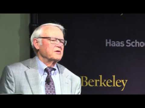 """Haas Dean's Speaker Series with David Aaker: """"The Power of Brand Personality"""""""