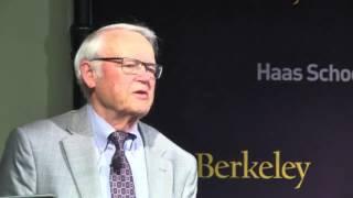 """Berkeley Haas Dean's Speaker Series - David Aaker: """"Why a Higher Purpose?"""""""