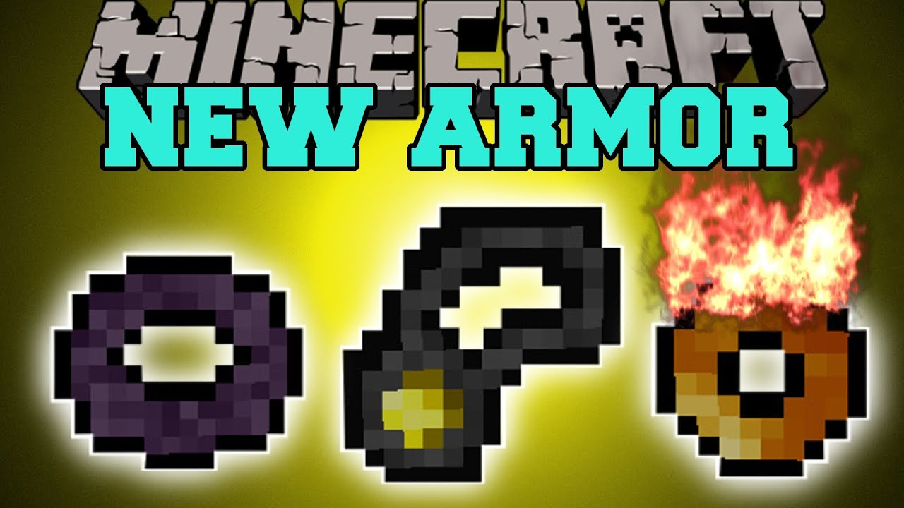 minecraft armor slots