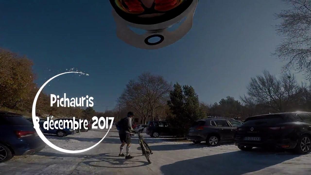 sortie sur neige en Provence