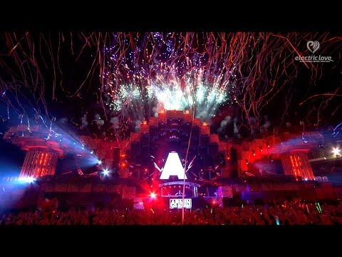 Armin van Buuren Live at Electric Love Festival 2016