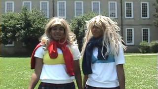white chicks dance off remake