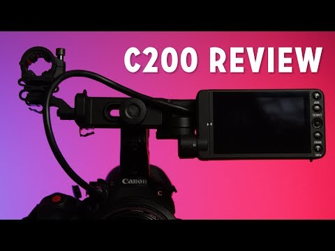 Canon C200 Review (From a C100 II & RED Owner's Perspective)