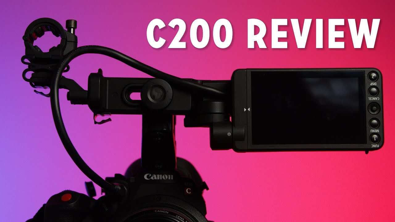 Canon C200 Review — From a C100 II & RED Owner's Perspective — Caleb