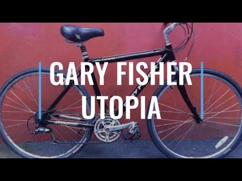 GARY FISHER UTOPIA Vintage Hybrid Bike 1999