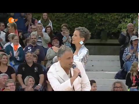 Paso Doble - Computerliebe (ZDF Fernsehgarten 31.08.2014)