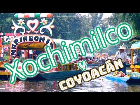✔Xochimilco y Coyoacan, Costos, Tips de Viaje | Trip to México  City | Que hacer Xochimilco-Coyoacán