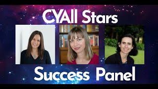 CYA Success Panel 11 July 2020