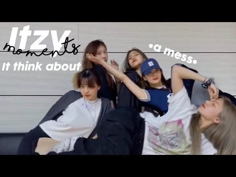 Download ITZY moments I think about ALOT