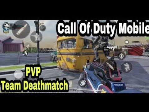 Call Of Duty Mobile | PVP Play Team Deathmatch with my friend VN best