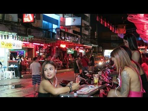 Pattaya Night Scenes – 2018