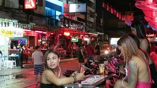 Pattaya Night Scenes - 2018