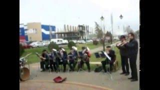 Духовой оркестр на свадьбе 2
