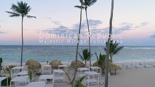 Dominican Republic - Majestic Mirage, Punta Cana - Phantom 4 Pro - 4k - 60fps