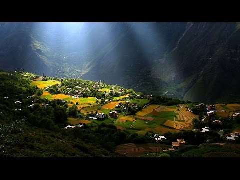 The best place to visit in China 01 - Sichuan China