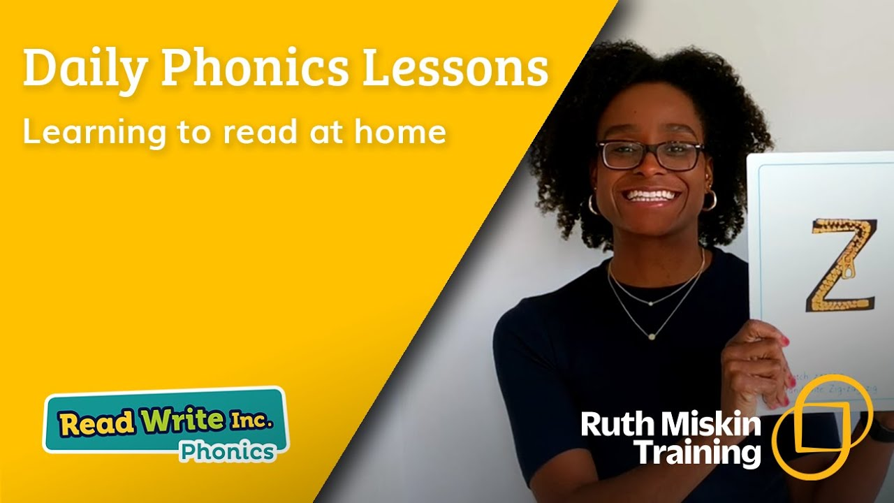 Read Write Inc. Daily Phonics Lessons - Trailer