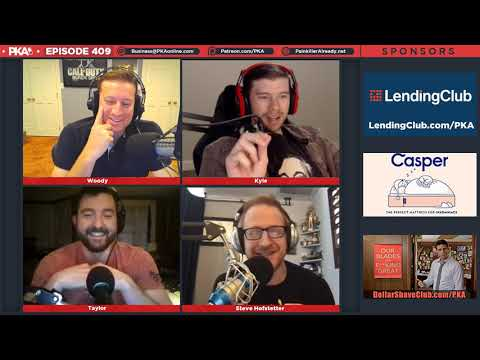 PKA 409 w/ Steve Hofstetter - Snoop Dog v Kanye, Quicksand is Real