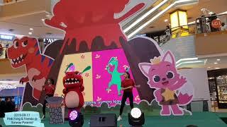 [2019-08-11] Pink Fong & Friends at Sunway Pyramid