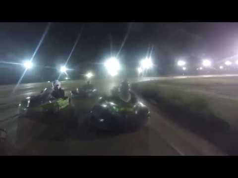 6/30/18 paradise speedway jr3 feature flip!!