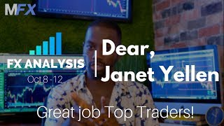 Forex Analysis   Dear, Janet Yellen   Great job Top Traders!   Technical analysis