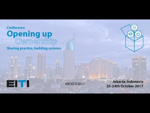 The Opening Up Ownership Conference in Jakarta: Livestream day two