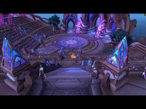 World Of Warcraft: WoD framerate FAIL (probably event-related)