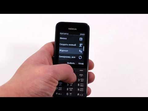 Nokia 208 - Краткий обзор от Buyon.ru