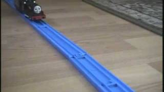 Thomas Train Accidents Will Happen Toy Video remake