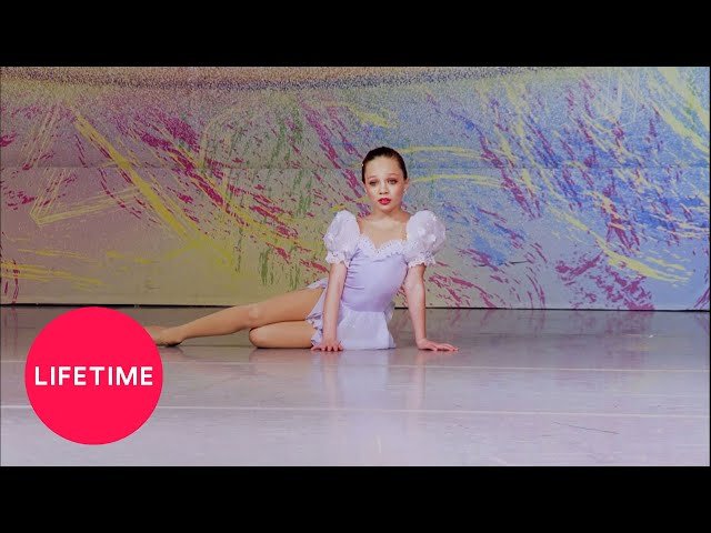 Dance Moms: Maddies Cry Solo (Season 1 Flashback) | Lifetime