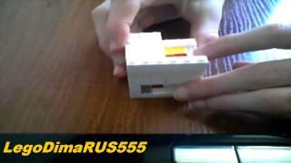 Как сделать лего машину для пиццы (V1) (урок) / How to make lego pizza machine (V1) (RUS tutorial)(RUS: В этом видео я попытаюсь как можно понятнее объяснить как сделать лего машину для пиццы. Я не заметил..., 2013-06-16T16:22:08.000Z)