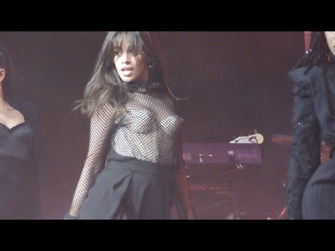 camila cabello - inside out HD live in detroit
