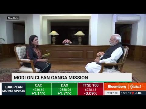 Prime Minister Narendra Modi Speaks To ANI #BQ