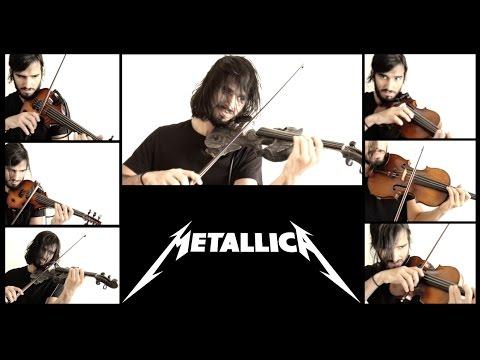 Metallica - Nothing Else Matters - ROCK VIOLIN cover