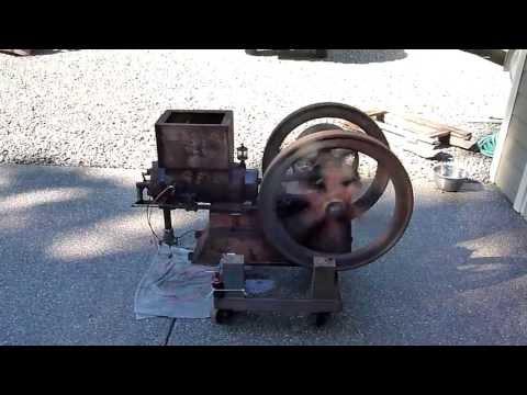 1910 Sparta Economy 6HP Hit & Miss Engine