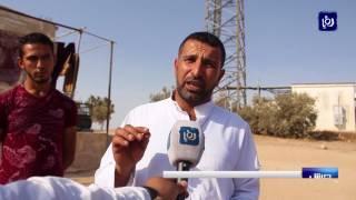 شكاوى من سوء البنية التحتية في منطقة عنيبة بجرش - (1-8-2017)