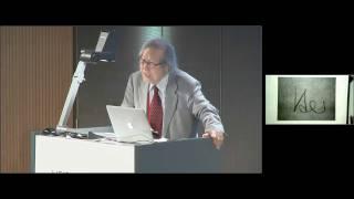 4th HLF - Lecture: Heisuke Hironaka