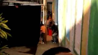 behind the scene -PUT IT IN A LOVE SONG - BEYONCÉ FT. ALICIA KEYS -02/09/2010 [I WAS THERE]