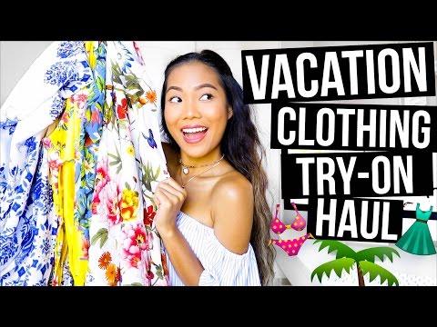 Vacation Clothing Try-On Haul 2017 | SHOWPO, Princess Polly, Makemechic, & More! | Farina Aguinaldo