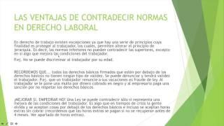 PARTE 2 FORMACIÓN Y ORIENTACIÓN LABORAL ( FOL ) BASES DEL DERECHO LABORAL