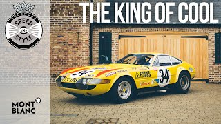 Undeniably Cool   480bhp Ferrari Daytona