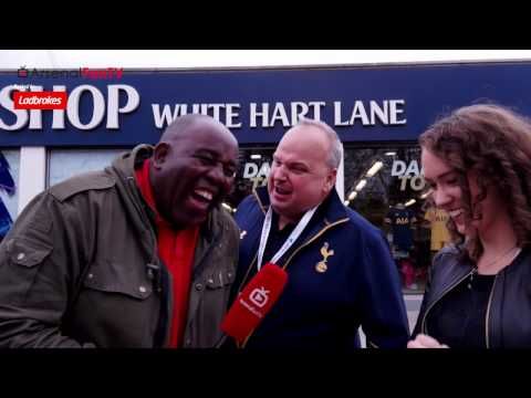 Tottenham v Arsenal - The Last Ever NLD at The Lane | Match Preview Feat Anna XY Spurs