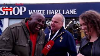 Tottenham v Arsenal - The Last Ever NLD at The Lane | Match Preview Feat Anna Spurs XY